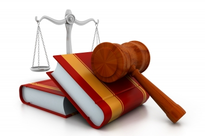 Gavel And Books by hywards