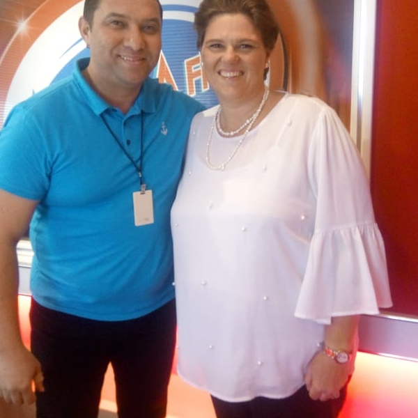 Interview on Algoa FM with Kaycee Rossouw